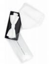 SELECTED HOMME Men bow tie with pocket square - Set