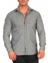 Selected Shirts for Men Grey Styleno. 16022611